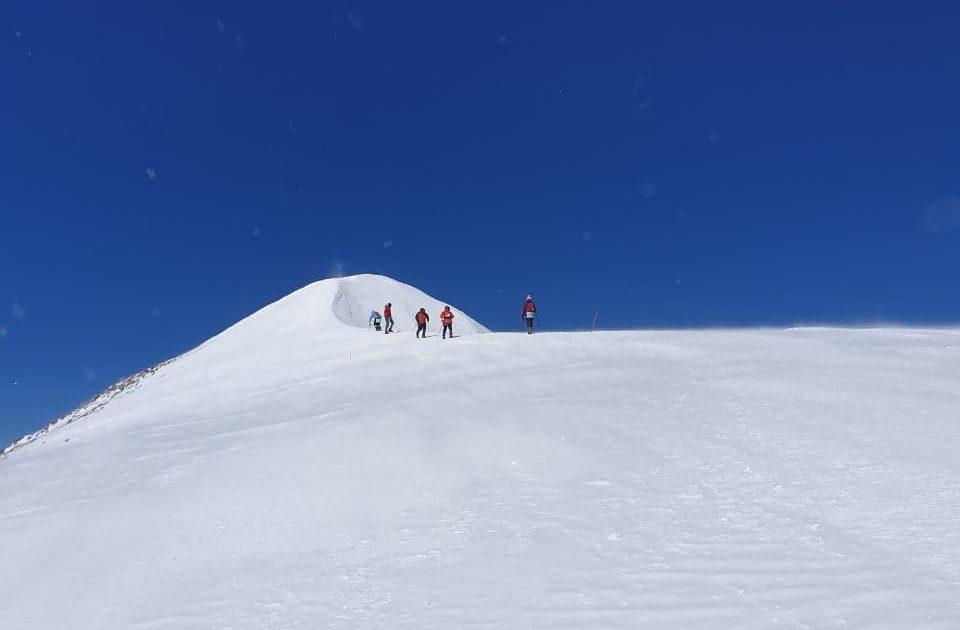 Эльбрус вершина